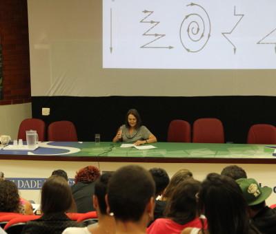 Comunicação e Saúde é tema de conferência durante a semana de acolhimento da FS