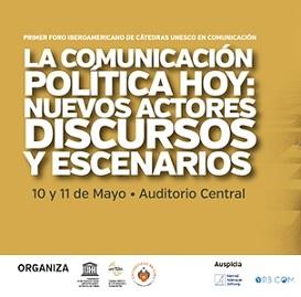 I Fórum Ibero-americano de Cátedras UNESCO em Comunicação