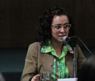 Mariella Costa na Universidade Autónoma de Baja Califórnia – México