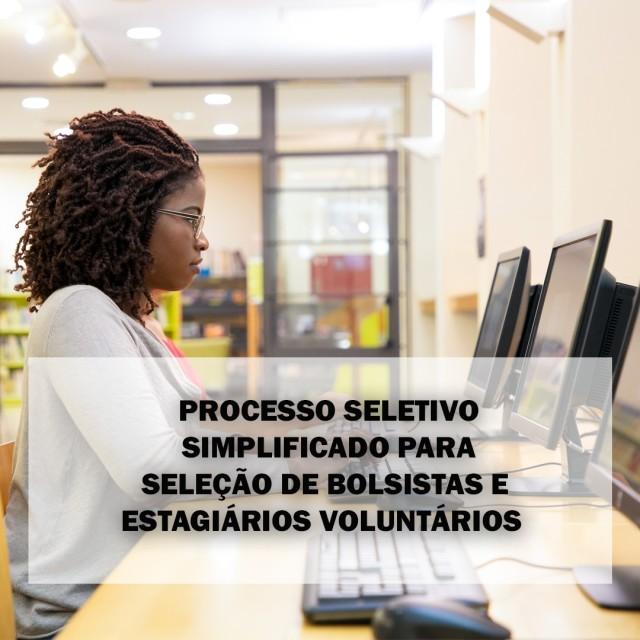PROCESSO SELETIVO – 01/2020